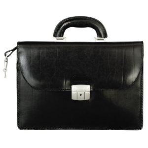 Ladies' leather briefcase